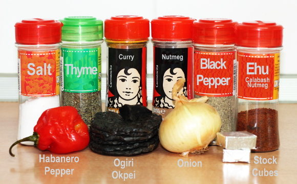 10 Nigerian Spices and Seasoning