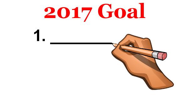 2017 goal
