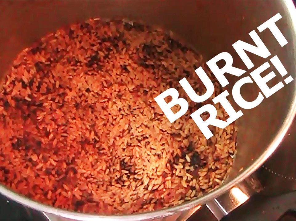 My Burnt Jollof Rice All Nigerian Recipes Blog