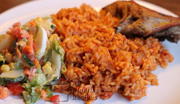 Nigerian Jollof Rice