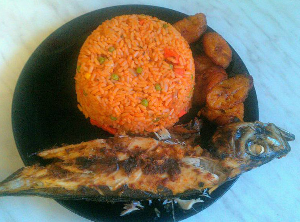jollof rice by juliet