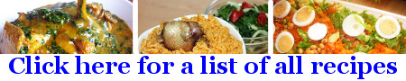 All Nigerian Recipes