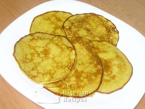 Plantain Mosa (Plan-Cakes)