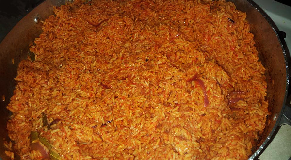 jollof rice by uche