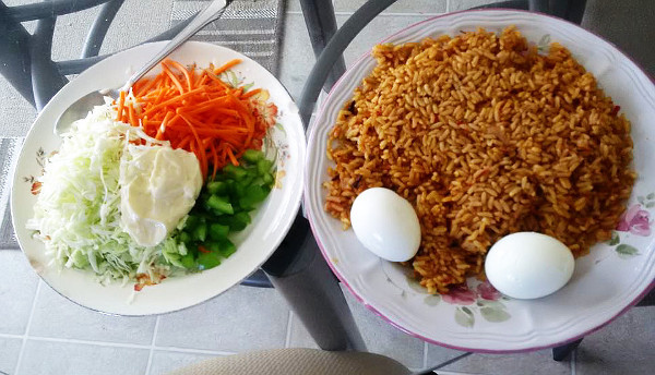 jollof rice by yamen