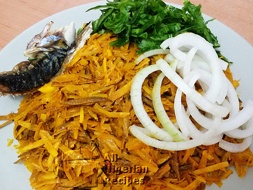 African salad abacha ugba all nigerian food recipes african salad abacha ugba forumfinder Choice Image