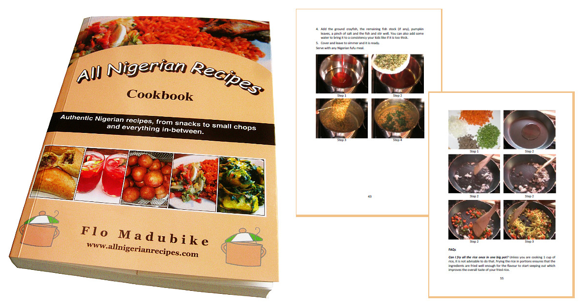 All nigerian recipes cookbook more than 100 nigerian food recipes forumfinder Images