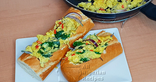 Bread Boat Baguette Boat All Nigerian Food Recipes