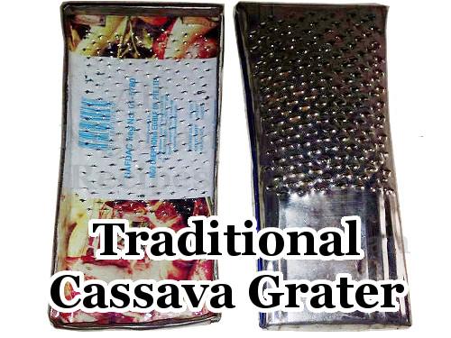 cassava grater