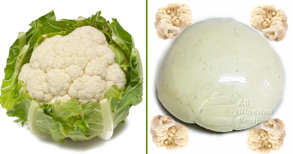 cauliflower fufu