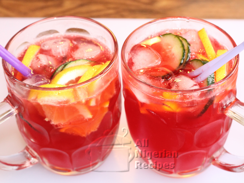 How to Make Nigerian Chapman Drink - KOGAWORLDBLOG