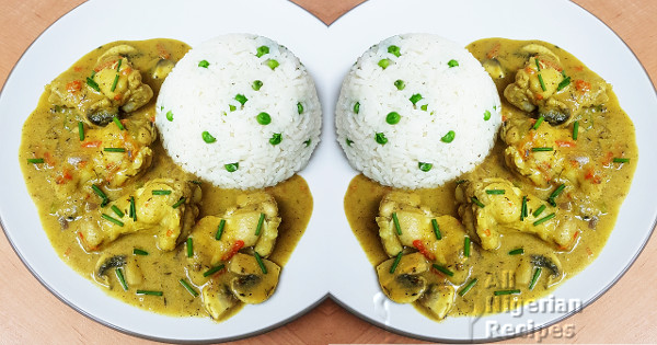 coconut curry sauce