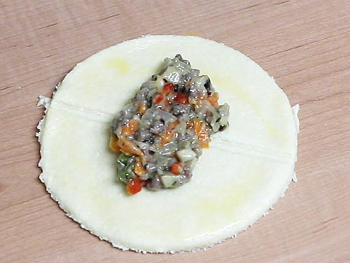 coconut meat pie fill