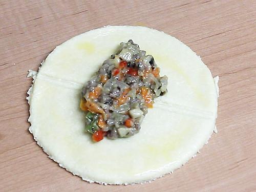 coconut meat pie fill