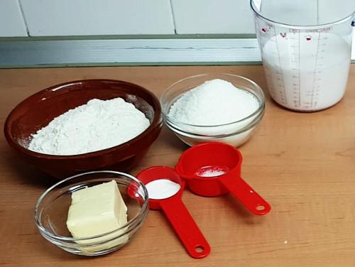 coconut meat pie ingredients dough