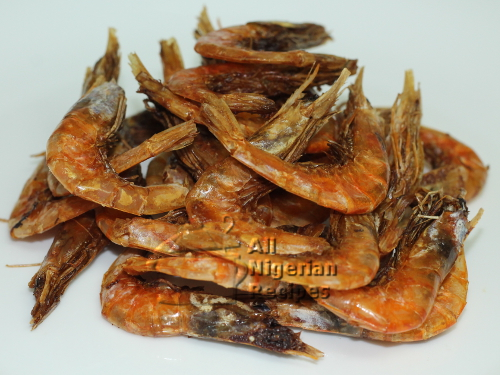 crayfish, dry prawns, dry shrimps