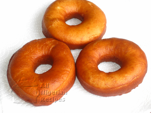 How to make doughnuts donuts all nigerian food recipes nigerian doughnuts forumfinder Image collections