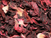dry zobo leaves