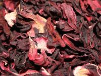 dry zobo leaves