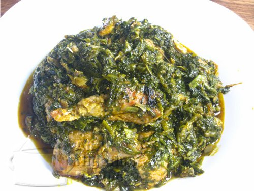 Edikang ikong edikaikong soup recipe all nigerian food recipes ingredients for edikang ikong soup forumfinder Gallery