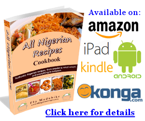 nigerian recipes cookbook