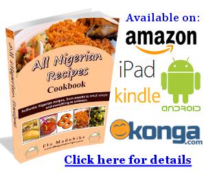 nigerian recipes cookbook
