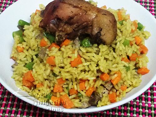 nigerian food image