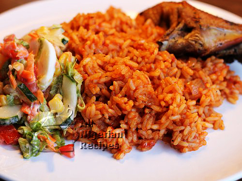 Nigerian jollof rice how to cook nigerian party jollof rice all jollof rice forumfinder Image collections