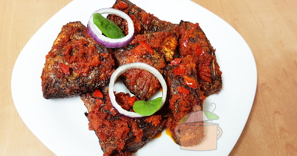 Peppered Fish Nigerian Party Peppered Fish All Nigerian Food Recipes