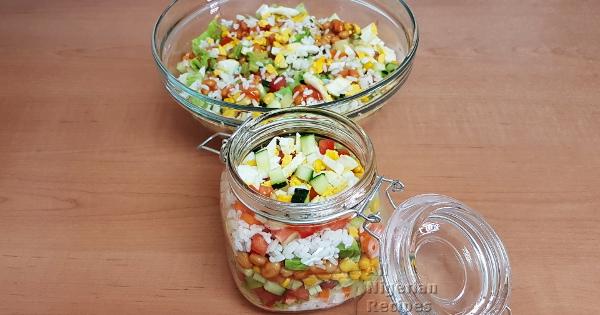 nigerian rice salad