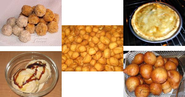 Nigerian Desserts All Nigerian Food Recipes