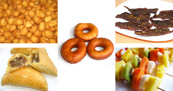 Nigerian snacks recipes all nigerian snacks recipes forumfinder Choice Image