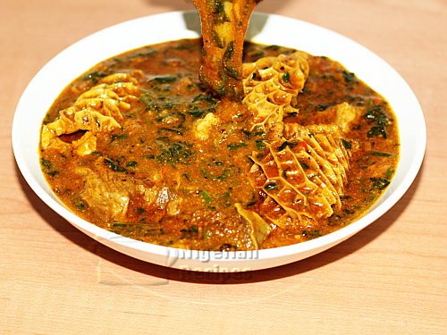 ogbono soup easy recipe