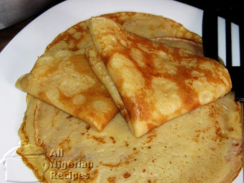 Nigerian pancake or diet all nigerian food recipes pancake forumfinder Image collections