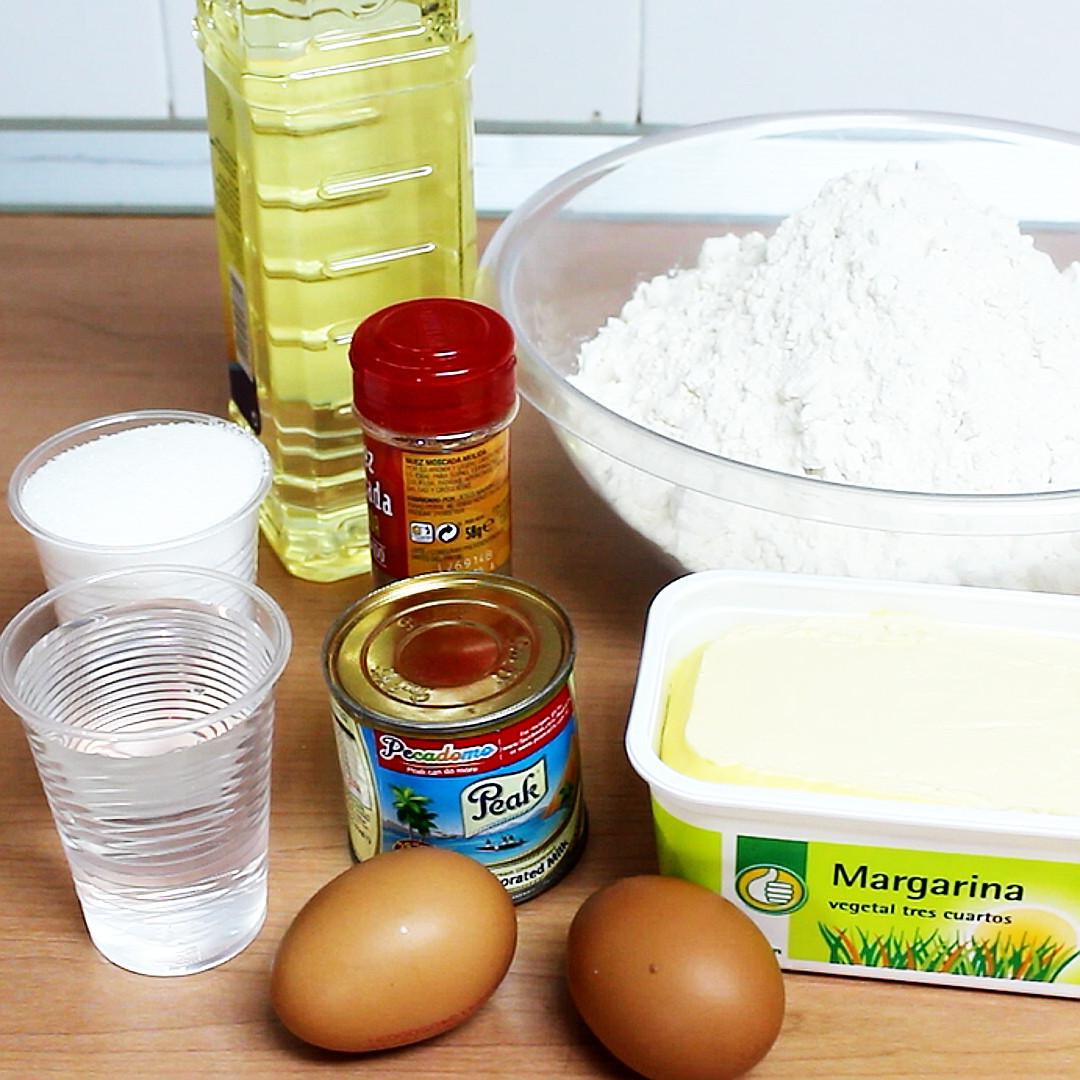 nigerian chin chin ingredients