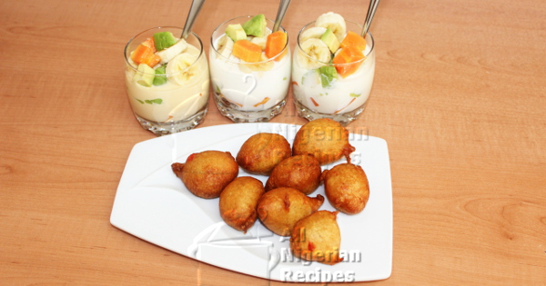 easiest nigerian puff piff recipe