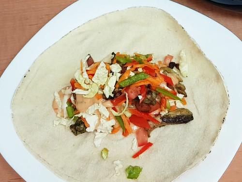 nigerian chicken shawarma