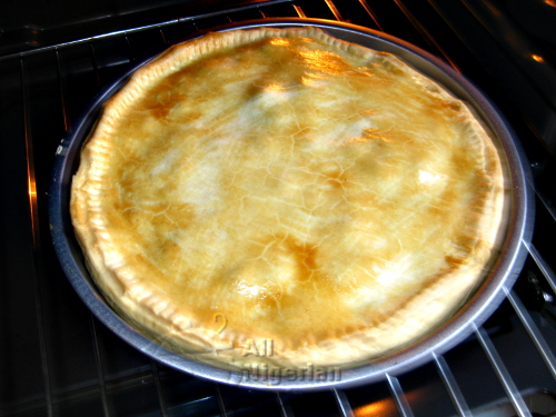 nigerian meat pie as dessert