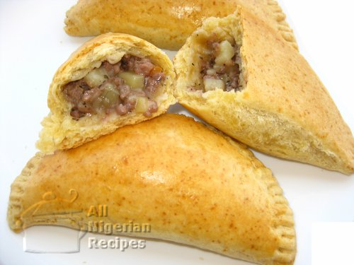 Nigerian Meat Pie Recipe All Nigerian Recipes