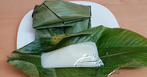 how to make agidi from scratch with corn.