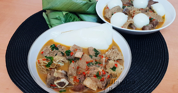 nigerian assorted beef pepper sop