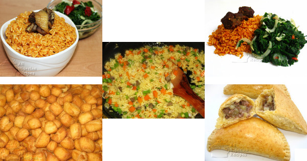 nigerian christmas recipes