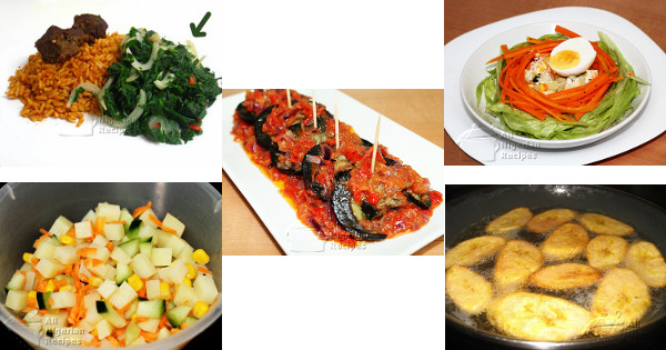 nigerian side dishes