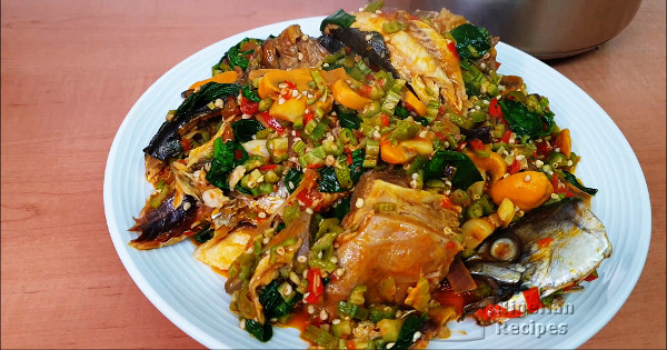 Special Okra Soup For Licking All Nigerian Recipes