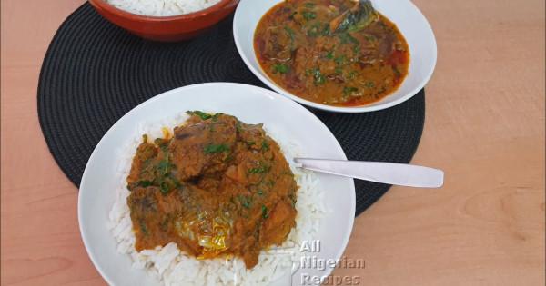 ofe akwu banga stew