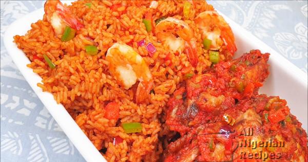 special jollof rice