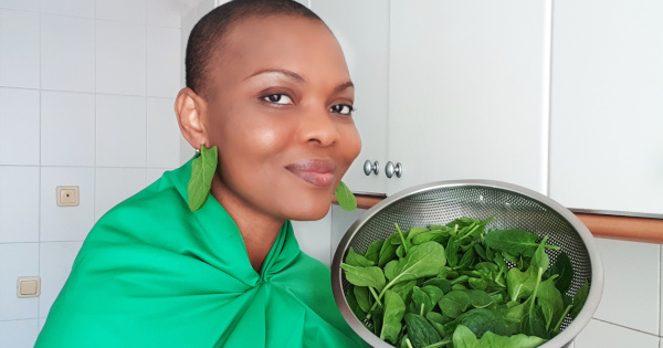 how to preserve leafy vegetables